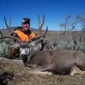 Discounted Private Land Trespass/Fee Semi-Guided Mule Deer Hunt in Colorado