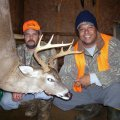 Alabama Whitetail Deer Rut Hunts
