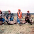 Southwest Oklahoma Whitetail Deer, Turkey, Pheasant Hunts near Horse Creek and Deep Red Creek