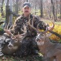 Illinois Whitetail Deer Hunts, Schuyler and Fulton County