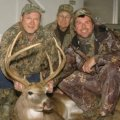 Mississippi Whitetail Deer and Turkey Hunts in Kemper County