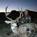 Nebraska DIY Mule Deer, Whitetail Deer, Spring Turkey Hunt Private Ranch