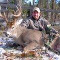 South Central Nebraska Trophy Whitetail, Mule Deer, Turkey Hunts