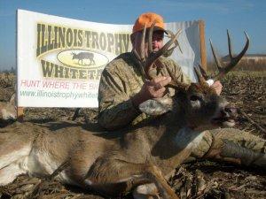 Illinois Trophy Whitetails