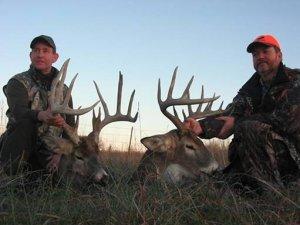 Kansas Whitetail Deer, Turkey unit 7&8