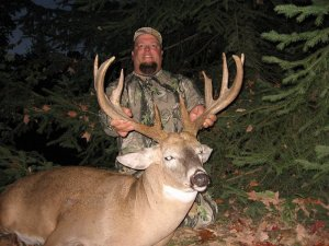 Pennsylvania Whitetail Deer Hunts