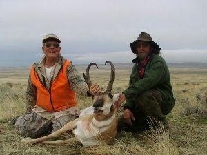 Montana Elk, Mule Deer, Antelope Hunts