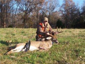 Kentucky Whitetail Deer Hunts Calloway County