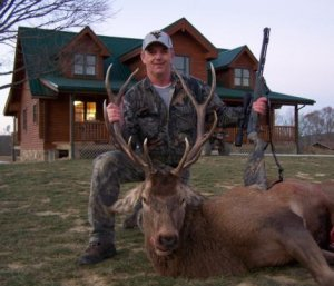West Virginia High Fence Whitetail Deer and Red Stag Hunts Monroe County