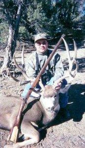 Colorado DIY Muzzleloader or Archery Deer or Antelope Hunt 5000 acres GMU 03