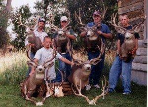 Utah Moose, Elk, Mule Deer, Antelope, Black Bear Hunts, Book Cliffs, South Slope Diamond Mtn. Bonanza, and North Slope 3 corners limited entry units