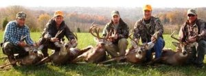 Kentucky Whitetail and Turkey Hunts